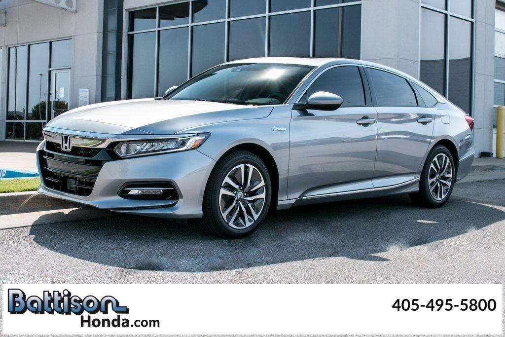 2020_Honda_Accord Hybrid_EX_ Oklahoma City OK