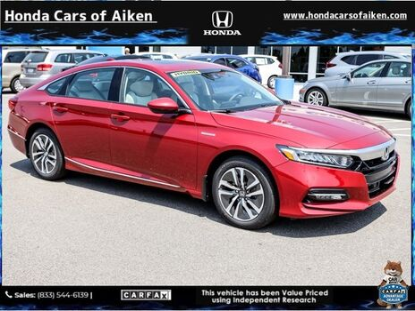 2020_Honda_Accord Hybrid_EX_ Aiken SC