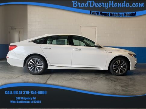 2020_Honda_Accord Hybrid_EX_ West Burlington IA
