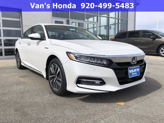 2020 Honda Accord Hybrid Touring Green Bay WI