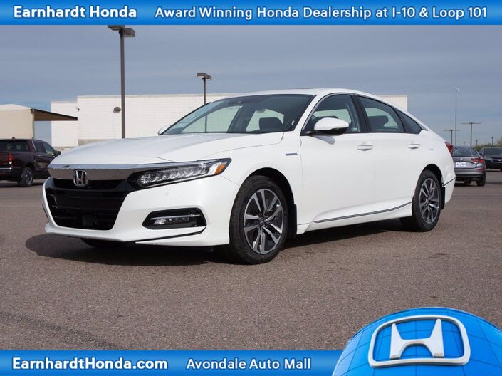 2020 Honda Accord Hybrid Touring Sedan Avondale AZ