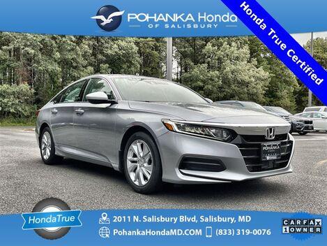 2020_Honda_Accord_LX ** Honda True Certified 7 Year / 100,000  **_ Salisbury MD