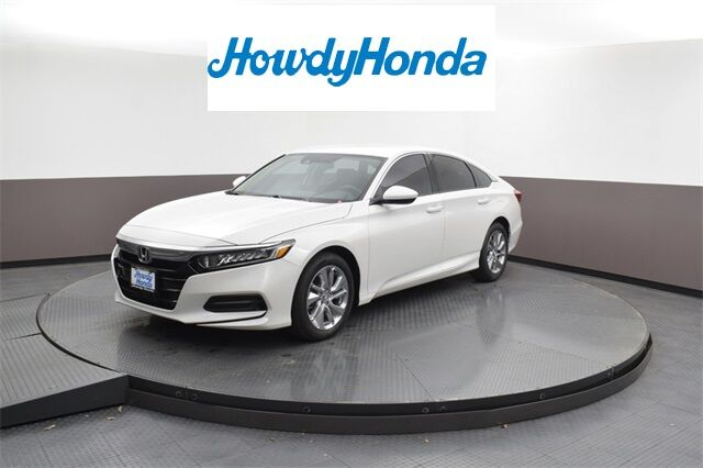 2020_Honda_Accord_LX_ Austin TX