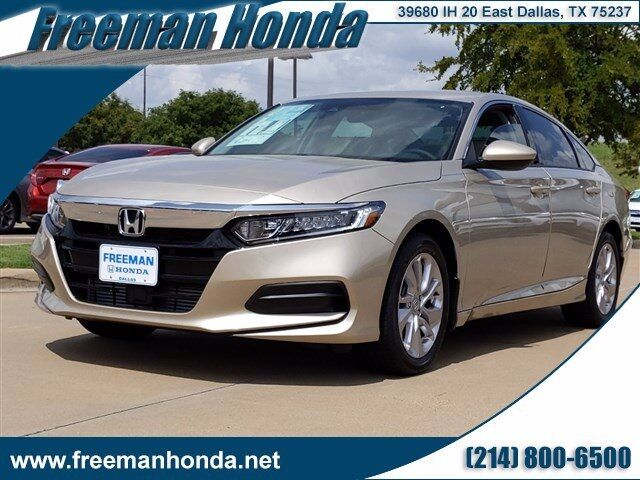 2020 Honda Accord LX Dallas TX