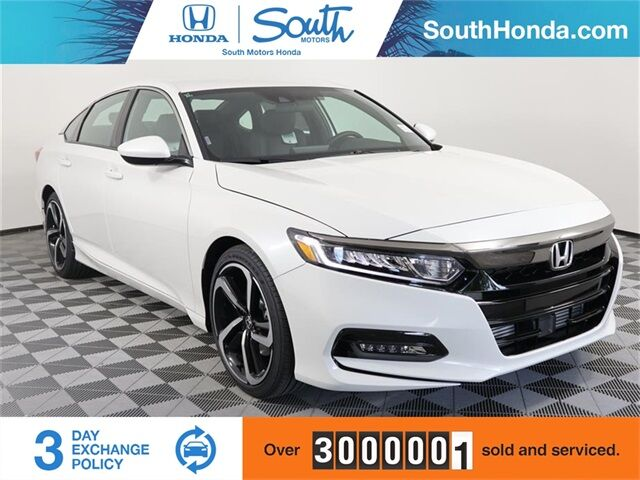 2020 Honda Accord LX Miami FL
