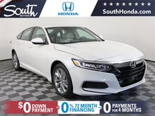 2020_Honda_Accord_LX_ Miami FL