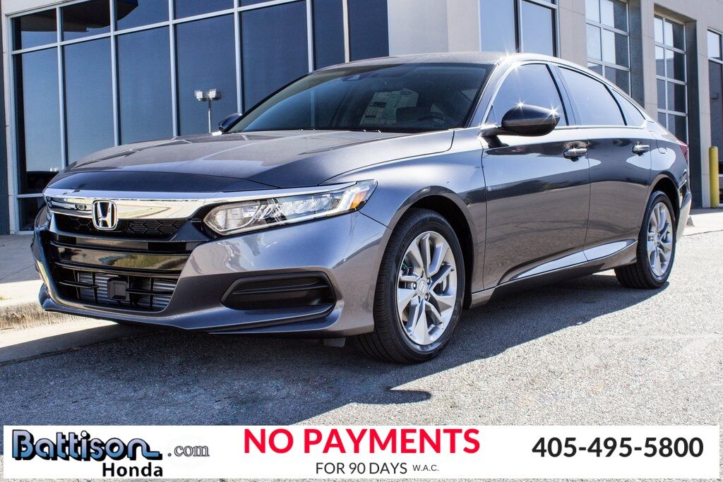 2020_Honda_Accord_LX_ Oklahoma City OK