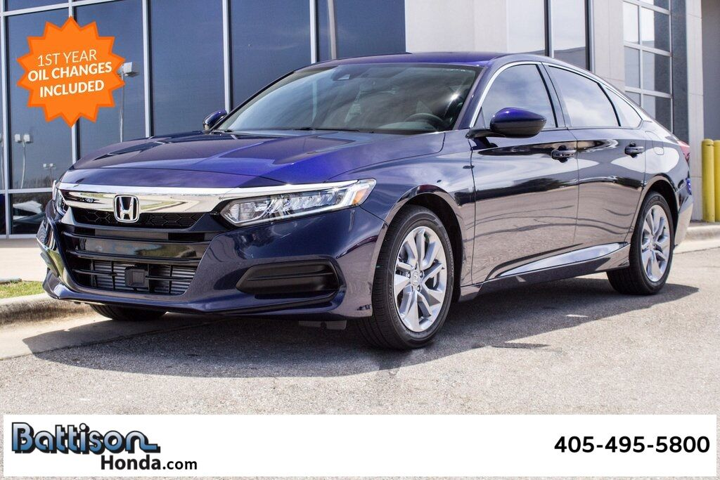 2020 Honda Accord LX Oklahoma City OK