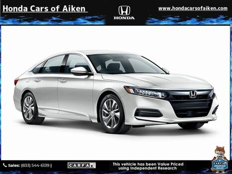 2020_Honda_Accord_LX_ Aiken SC