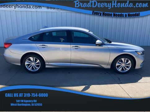 2020_Honda_Accord_LX_ West Burlington IA