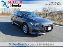 2020_Honda_Accord_LX_ Martinsburg