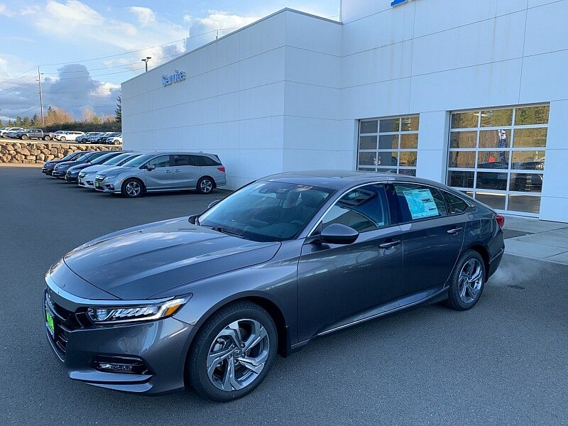 2020 Honda Accord Sedan 4d EX 1.5L Port Angeles WA