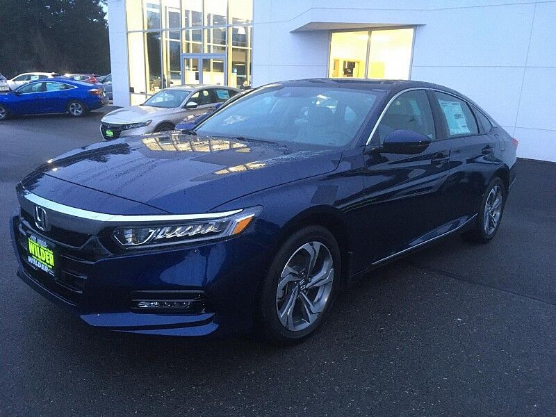 2020 Honda Accord Sedan 4d EX-L 1.5L