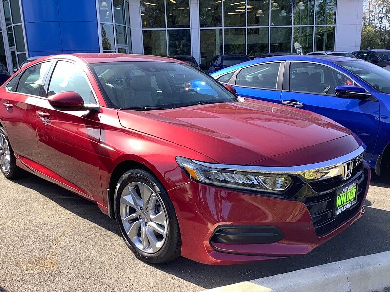 2020 Honda Accord Sedan 4d LX 1.5L