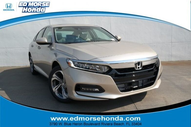 2020 Honda Accord Sedan EX 1.5T CVT Riviera Beach FL