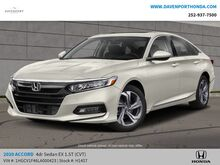 2020_Honda_Accord Sedan_EX 1.5T_ Rocky Mount NC