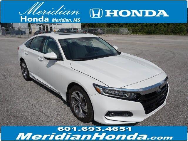 2020 Honda Accord Sedan EX-L 1.5T CVT Meridian MS