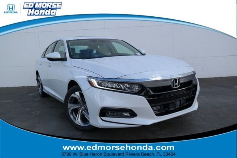 2020 Honda Accord Sedan EX-L 1.5T CVT Riviera Beach FL