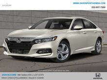 2020_Honda_Accord Sedan_EX-L 1.5T CVT_ Rocky Mount NC