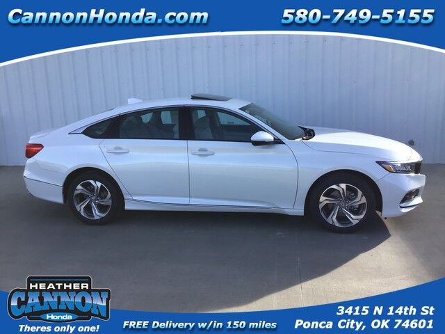 2020 Honda Accord Sedan EX-L 1.5T Ponca City OK