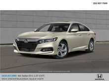 2020_Honda_Accord Sedan_EX-L 1.5T_ Rocky Mount NC