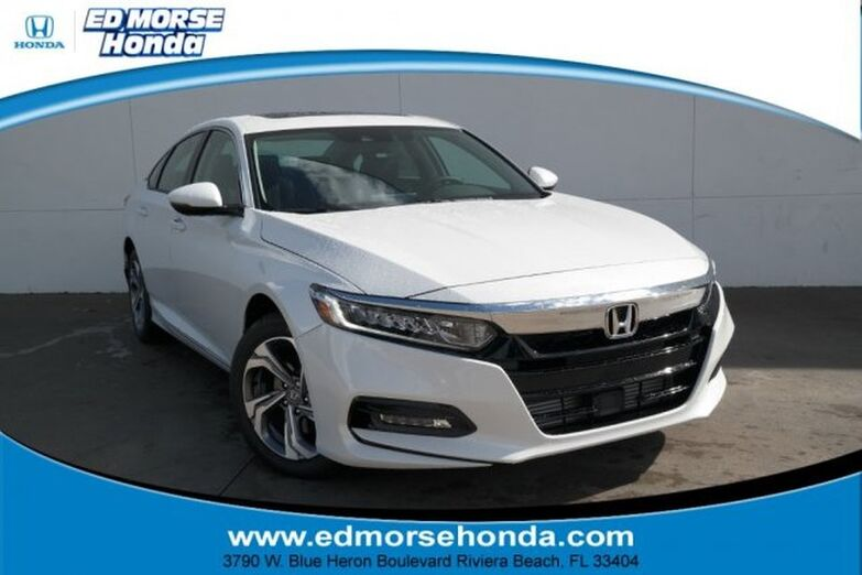 2020 Honda Accord Sedan EX-L 2.0T Auto Riviera Beach FL