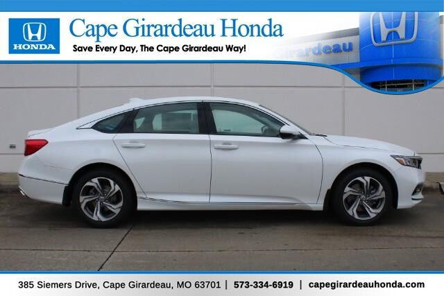 2020 Honda Accord Sedan EX-L 2.0T Cape Girardeau MO