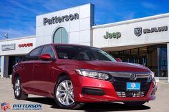 2020_Honda_Accord Sedan_LX_ Wichita Falls TX