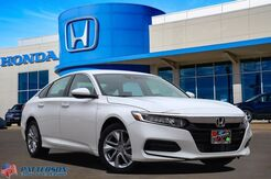 2020_Honda_Accord Sedan_LX 1.5T_ Wichita Falls TX