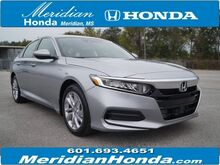 2020_Honda_Accord Sedan_LX 1.5T CVT_ Meridian MS