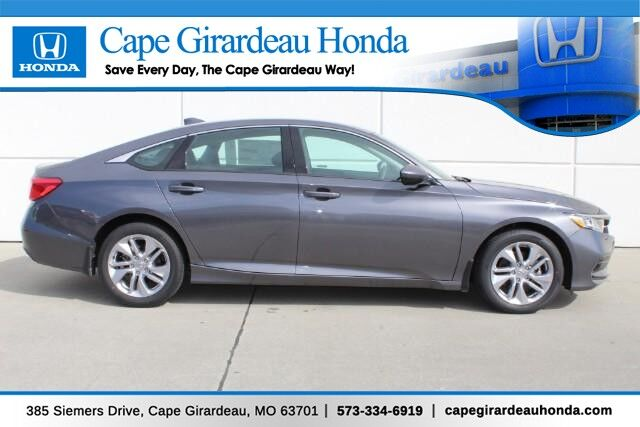 2020 Honda Accord Sedan LX 1.5T Cape Girardeau MO