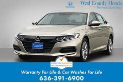 2020_Honda_Accord Sedan_LX 1.5T_ Ellisville MO