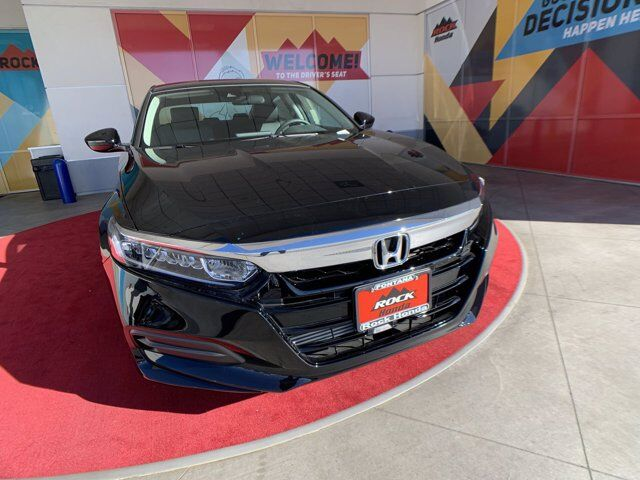 2020 Honda Accord Sedan LX 1.5T Fontana CA