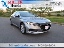 2020_Honda_Accord Sedan_LX_ Winchester VA