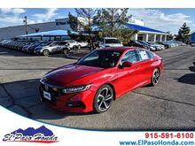 2020_Honda_Accord Sedan_SPORT 1.5T CVT_ El Paso TX