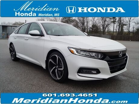 2020 Honda Accord Sedan Sport 1.5T CVT Meridian MS
