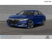 2020_Honda_Accord Sedan_Sport 1.5T CVT_ Rocky Mount NC