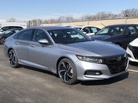 Honda Accord Sedan Sport 1.5T 2020