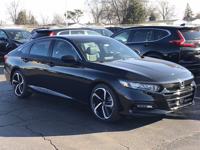 2020 Honda Accord Sedan Sport 1.5T Chicago IL