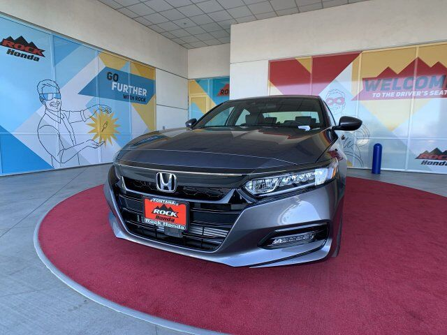 2020 Honda Accord Sedan Sport 1.5T Fontana CA
