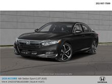 2020_Honda_Accord Sedan_Sport 2.0T Auto_ Rocky Mount NC