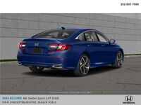 Honda Accord Sedan Sport 2.0T Auto 2020