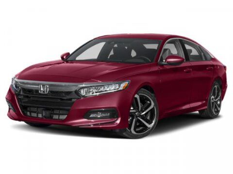 2020 Honda Accord Sedan Sport 2.0T Fontana CA