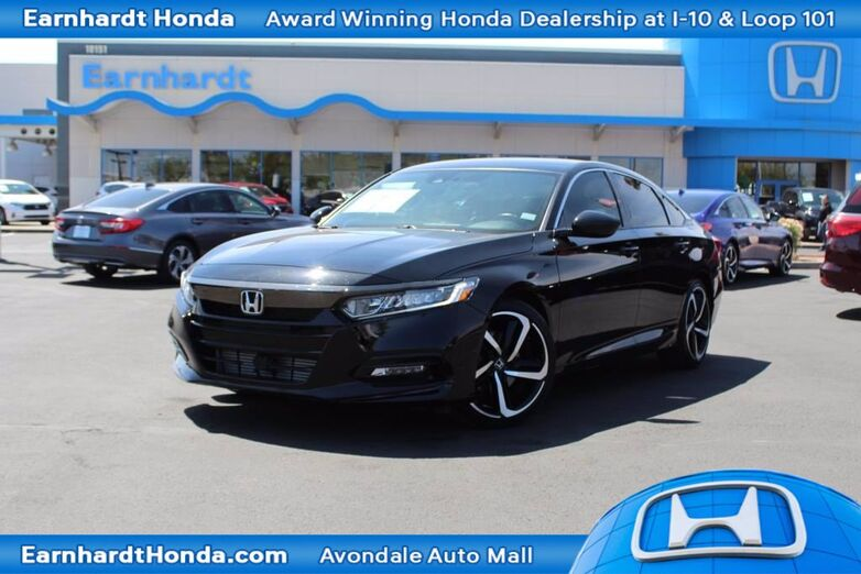 2020 Honda Accord Sedan Sport Avondale AZ