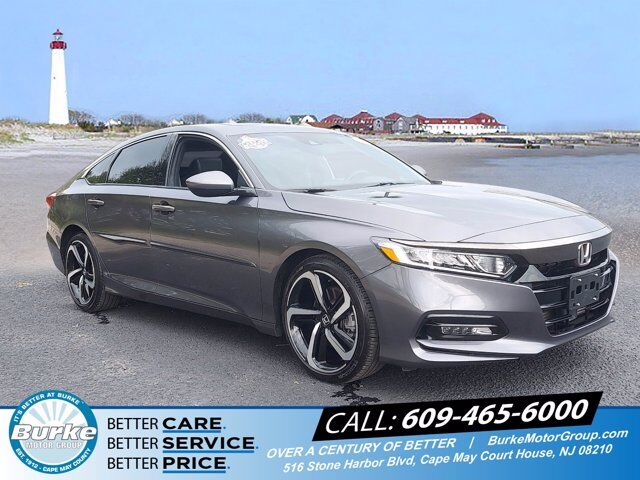 2020 Honda Accord Sedan Sport Cape May Court House NJ