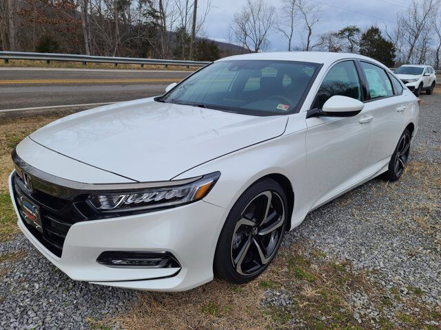 2020 Honda Accord Sedan Sport Covington VA