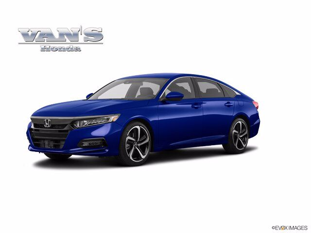 2020 Honda Accord Sedan Sport Green Bay WI