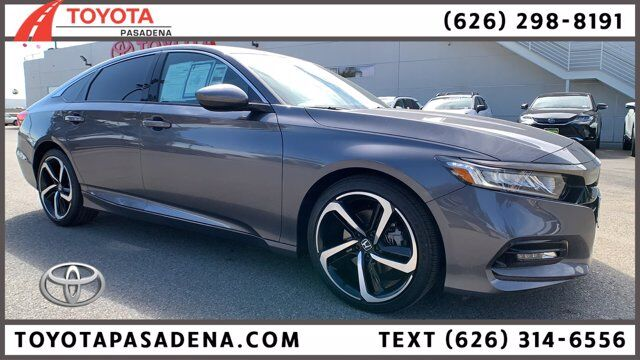 2020 Honda Accord Sedan Sport Pasadena CA