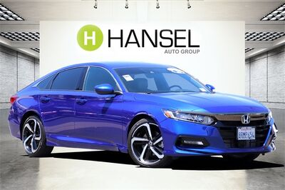 2020_Honda_Accord_Sport 2.0T_ Santa Rosa CA