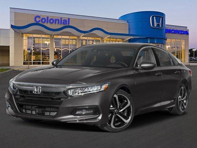 2020 Honda Accord Sport 2.0T Auto Dartmouth MA